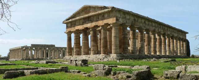 Paestum and Amalfi Coast