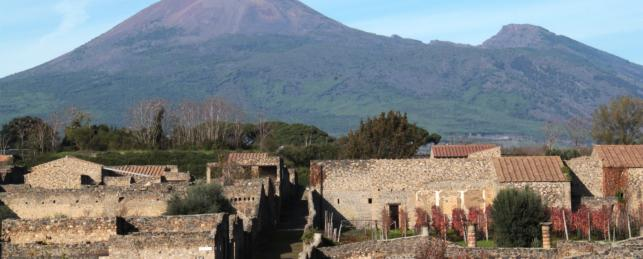 Pompei and Herculaneum